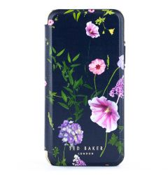 Husa iPhone 11 Pro Max Ted Baker Book Folio Mirror Hedgerow