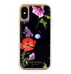 Carcasa iPhone XS / X Ted Baker Glass Inlay Hedgerow