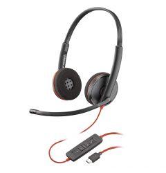 Casti Type-C Plantronics Stereo BlackWire C3220