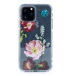 Carcasa iPhone 11 Pro Max Ted Baker Antishock Forest Fruits Clear
