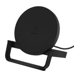 Stand Incarcare Wireless QI Boost Up Charging Belkin 10W Black