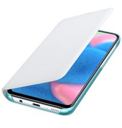 Husa Samsung Galaxy A30s Samsung Book Wallet Cover White