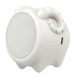 Boxa Wireless Baseus portabila Sheep E06 Milky White
