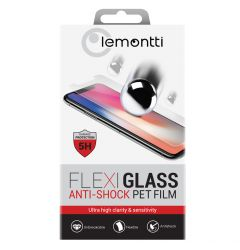 Folie iPhone 11 / XR Lemontti Flexi-Glass