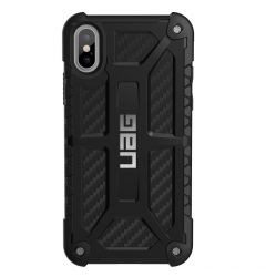 Husa iPhone XS / X UAG Monarch Series Carbon Fiber