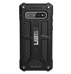 Husa Samsung Galaxy S10 G973 UAG Monarch Series Carbon Fiber