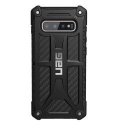 Husa Samsung Galaxy S10 Plus G975 UAG Monarch Series Carbon Fiber