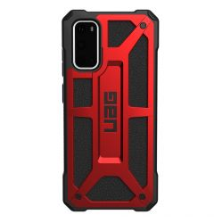 Husa Samsung Galaxy S20 UAG Monarch Series Crimson Red