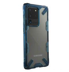 Husa Samsung Galaxy S20 Ultra Ringke Fusion X Space Blue