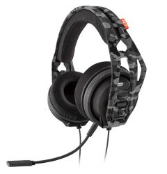 Casti Gaming Plantronics RIG 400HX Urban Camo (noise-cancelling, dolby atmos)