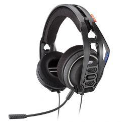 Casti Gaming Plantronics RIG 400HS Black