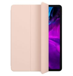 Husa Original iPad Pro 12.9 inch 2020 (4th generation) Apple Smart Folio Pink Sand