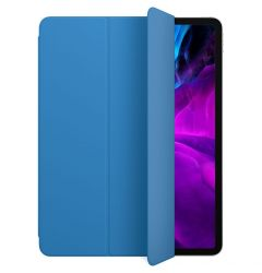 Husa Original iPad Pro 12.9 inch 2020 (4th generation) Apple Smart Folio Surf Blue