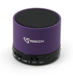 Speaker Bluetooth Sbox BT-160 Purple