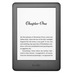 E-Book Reader Kindle Black (Wi-Fi, 8 GB, 167 ppi)