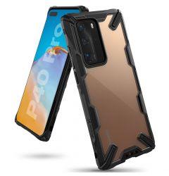 Husa Huawei P40 Pro Ringke Fusion X Negru