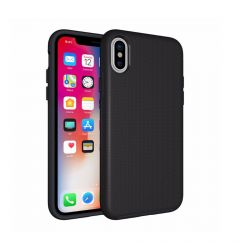 Resigilat Carcasa iPhone XS / X Eiger North Case Black (shock resistant)