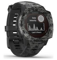 Smartwatch Garmin Instinct Solar Camo Edition Graphite Camo