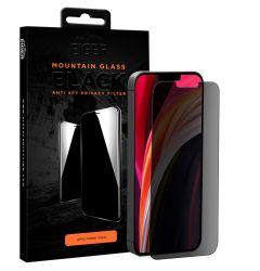 Folie iPhone 12 Mini Eiger Sticla 2.5D Privacy