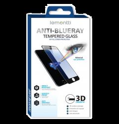 Folie iPhone 12 / 12 Pro Lemontti Sticla Anti-BlueRay Clear