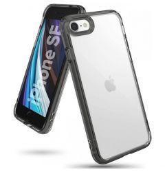 Husa iPhone SE 2020 / 8 / 7 Ringke Fusion Smoke Black