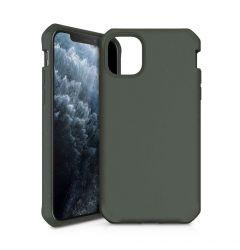 Husa iPhone 11 Pro Max IT Skins Feronia Bio Midnight Green (material biodegradabil)