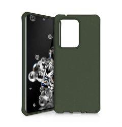 Husa Samsung Galaxy S20 Ultra IT Skins Feronia Bio Kaki (material biodegradabil)