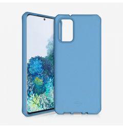 Husa Samsung Galaxy S20 Plus IT Skins Feronia Bio Blue (material biodegradabil)