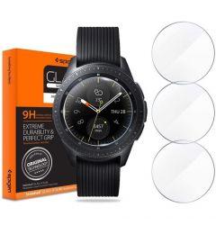 Folie Samsung Galaxy Watch 46mm Spigen GLAS.tr Slim