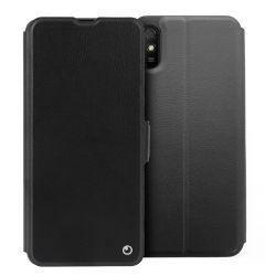 Husa Xiaomi Redmi 9A Lemontti Book Elegant Negru