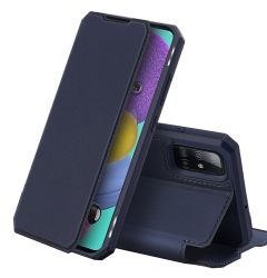 Husa Samsung Galaxy A51 Dux Ducis Skin X Albastru