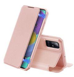 Husa Samsung Galaxy A51 Dux Ducis Skin X Roz