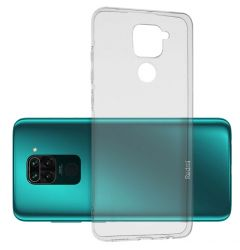 Husa Xiaomi Redmi Note 9 / Redmi 10X 4G Lemontti Ultra Clear Transparent