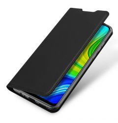 Husa Xiaomi Redmi Note 9 / Redmi 10X 4G Dux Ducis Skin Pro Negru