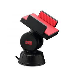 Suport Universal Swiss Charger Auto Smart Holder Rotatie 360 / prindere ventuza / deschidere 8,3 cm