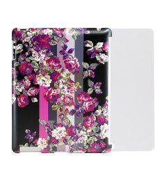 Carcasa iPad 3 Kenzo Kila Negru (folie inclusa)