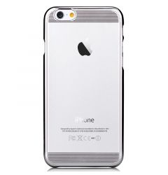 Carcasa iPhone 6 Plus Comma Brightness Silver (rama electroplacata)