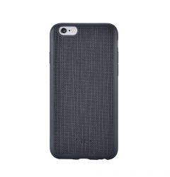 Carcasa iPhone 6/6S Devia Jelly England Ultraslim Black (flexibil)