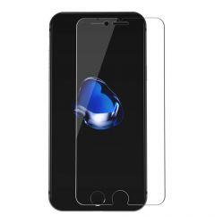 Folie iPhone 8 / 7 Devia Sticla Temperata (1 fata Anti-Shock + 1 spate Clear, 9H, 0.26 mm)