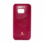 Carcasa Samsung Galaxy S6 G920 Just Must Chic Wine (cu buzunar)