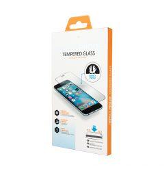 Folie Alcatel U5 3G / 4G Lemontti Sticla Temperata Transparent (1 fata, 9H, 0.33mm)
