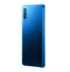 Carcasa Original Samsung Galaxy A7 (2018) Samsung Gradation Cover Blue
