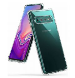 Husa Samsung Galaxy S10 G973 Ringke Fusion Transparent