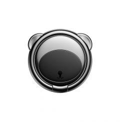Suport Baseus Ring Bear Black