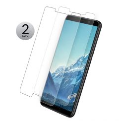 Folie Huawei Mate 10 Eiger Clear Tri Flex (0.4 mm, 2 folii fata)