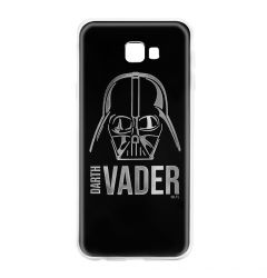 Husa Samsung Galaxy J4 Plus Star Wars Silicon Luxury Darth Vader 010 Silver