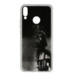 Husa Huawei P Smart (2019) / Honor 10 Lite Star Wars Silicon Darth Vader 004 Black
