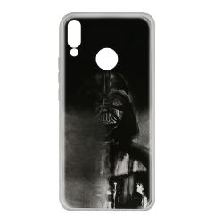 Husa Huawei P20 Lite Star Wars Silicon Darth Vader 004 Black