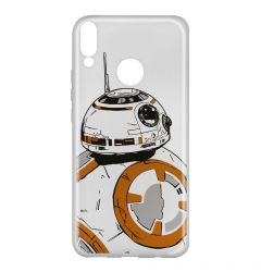 Husa Huawei P Smart (2019) / Honor 10 Lite Star Wars Silicon BB-8 009 Clear