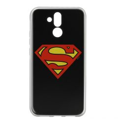 Husa Huawei Mate 20 Lite DC Comics Silicon Superman 002 Black